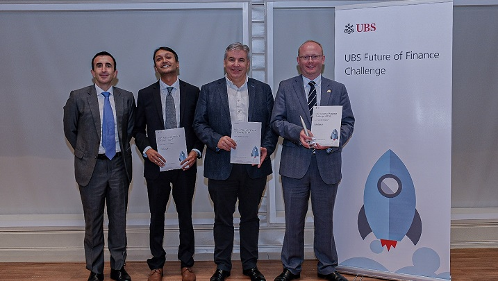Sedicii – Runner Up at UBS Future of Finance Challenge – Singapore