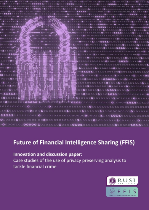 Future of Financial Intelligence Sharing (FFIS) Programme